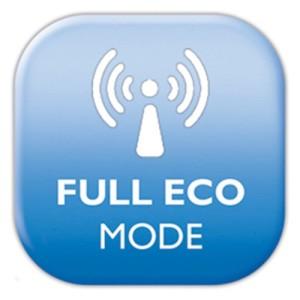 Strahlungsarmer Eco-Mode