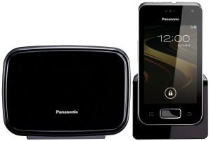 Panasonic KX-PRX120 Dect Smartphone