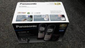 Panasonic KX-TG6722 Verpackung
