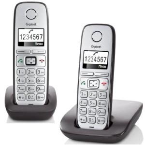 Dect Telefon mit großen Tasten
