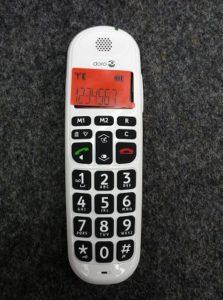 Doro PhoneEasy 115 Mobilteil