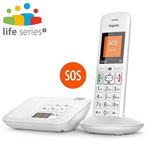 Das DECT Telefon für Ältere - schnurlos telefonieren ist